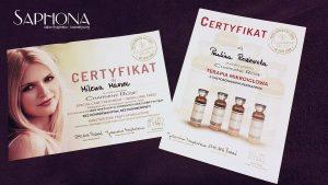 Charmine Rose terapia witaminowa i dermapen Spahona Poznań