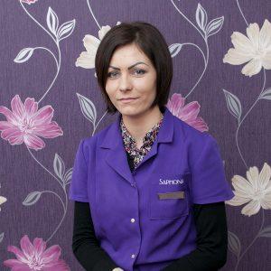 Milena Marzec - kosmetyczka Saphona
