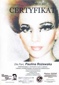 Makijaż - make-up Saphona Poznań